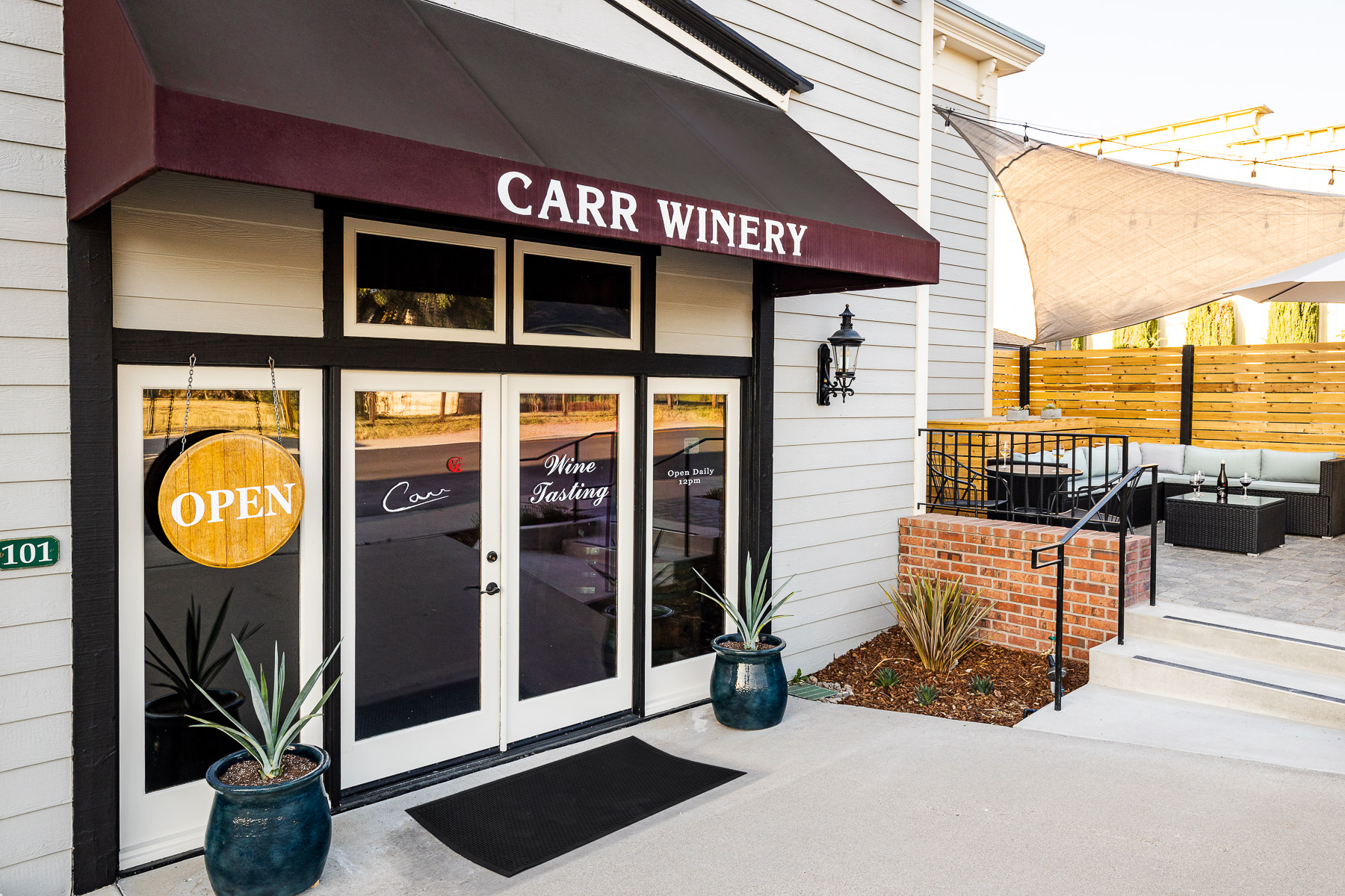 Carr Vineyards & Winery
