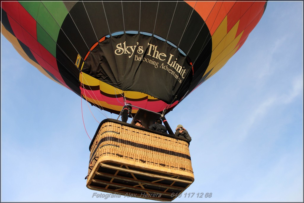 Sky's the Limit Ballooning Adventures