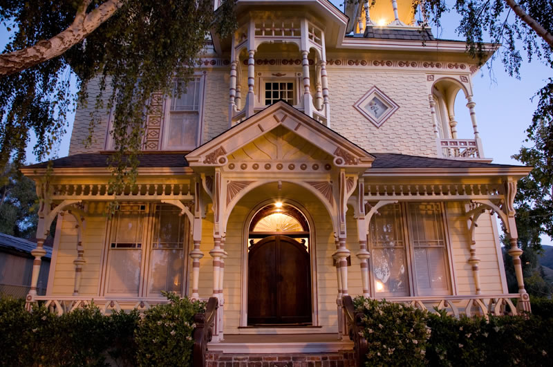 Victorian Mansion Bed and Breakfast