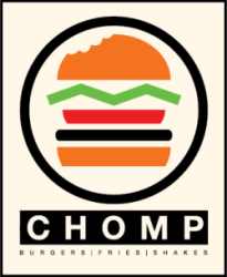 Chomp | Burgers, Fries & Shakes
