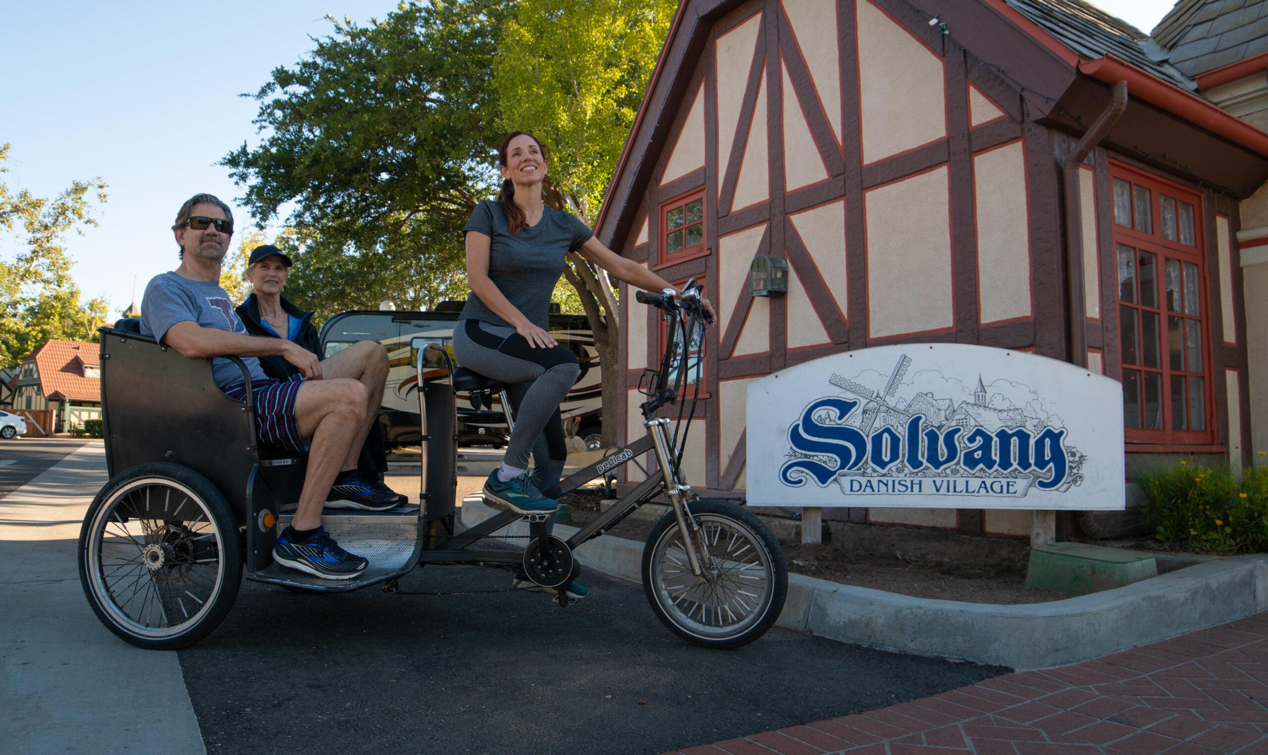 Solvang Pedicab Tours